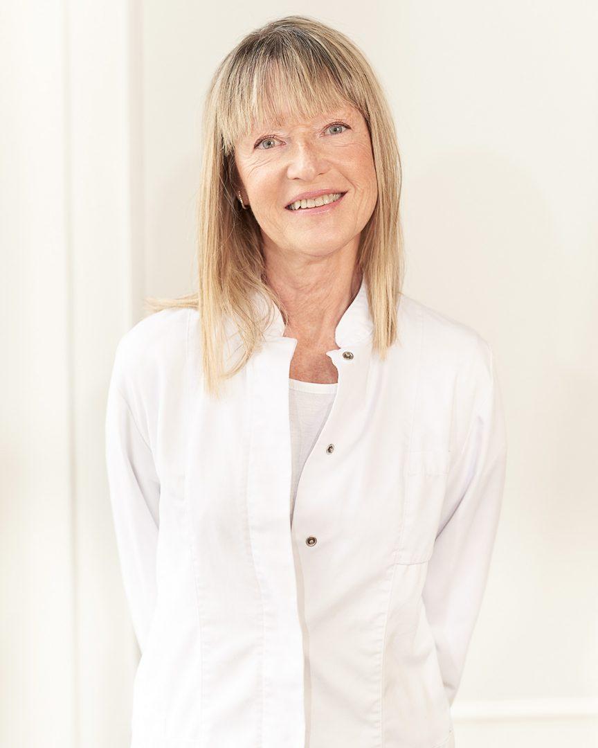 Fanny Wierød - kirurg og speciallæge hos Alfa Omega