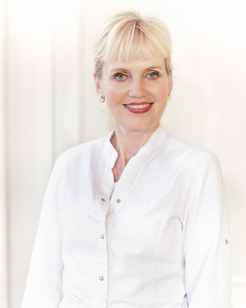 Regitze Killmann - kosmetisk sygeplejeske